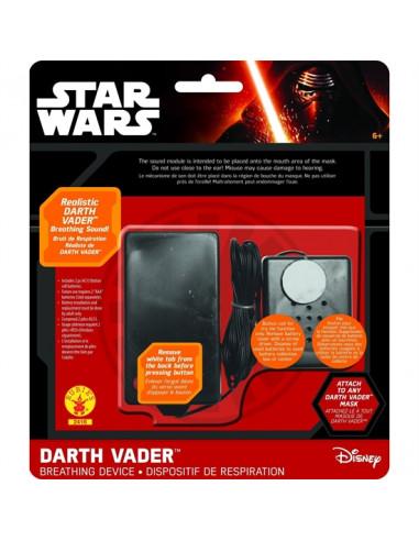 Dark Vador appareil respiratoire sound machine