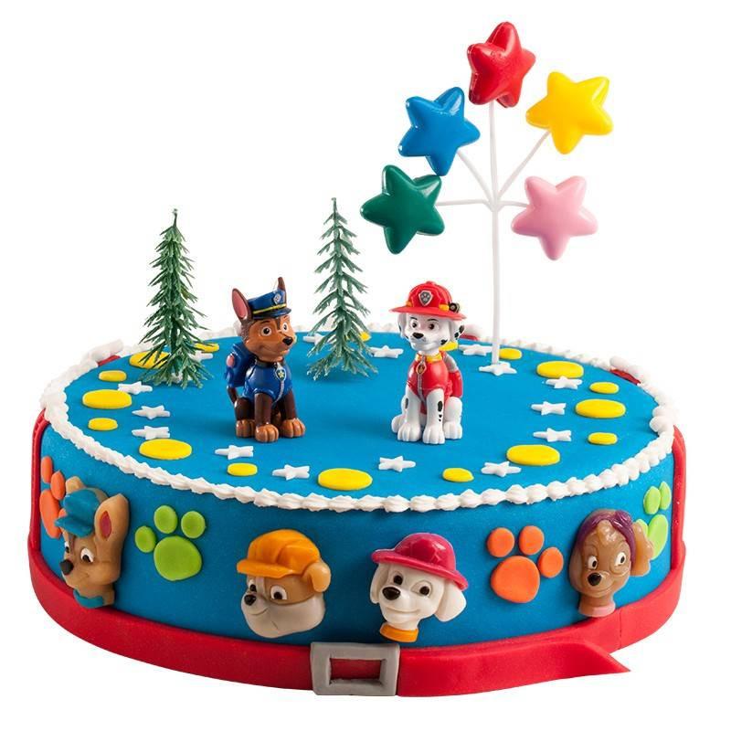 Figurine et décoration pour gâteaux